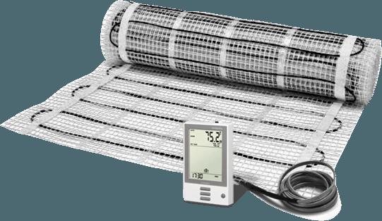 Теплый пол (терморегуляторы)