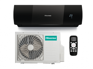 Кондиционер Hisense AS-11UR4SYDDEIB15 Black Star DC Inverter